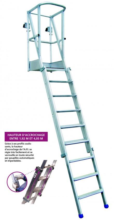 echelle avec plateforme meilleures images d 39 inspiration. Black Bedroom Furniture Sets. Home Design Ideas